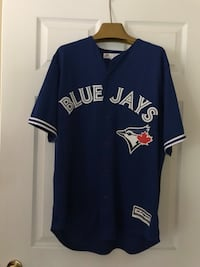 Josh Donaldson blue jays jersey men's large new  Toronto, M9W 1G4
