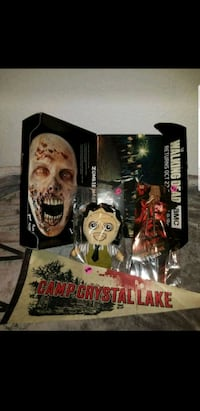 Loot Crate Collectibles Zombie Mask Box Halloween  Dover, 33527