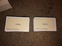 medical terminology flash cards Zachary, 70791