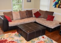 4 piece living room set Manassas, 20111