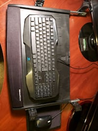 Sliding Keyboard and mouse tray  Toronto, M1K 4X4