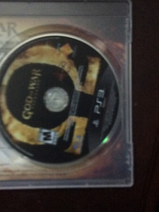 god of war 3 sony ps3 game