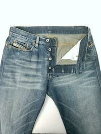 a001fe63abe Used Diesel Industry Mens Size 34 Jeans Made in Italy for sale in ...