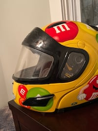M&M motorcycle helmet