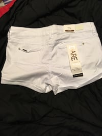 White shorts Rush, 41168