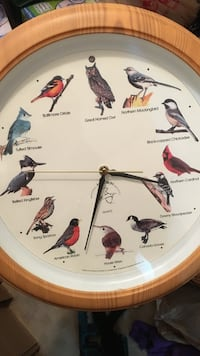Bird Chime Clock  Surrey, V3W 1W6