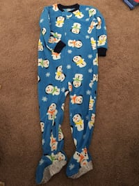Boys 3t feet Pjs from the children's place like new condition  Plattsburgh, 12901