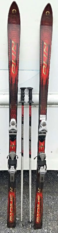 Olin radius k 190 cm skis look pivot bindings aerr Woodstock, 22664