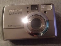Pentax 90s digital camera all parts included HP camera missing cord both $30.00 Toronto, M4G