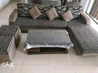 8 seater sectional sofa with table Bengaluru, 560078