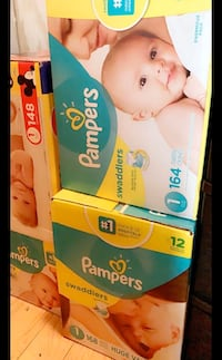 Pampers, Huggies, Pull-ups
