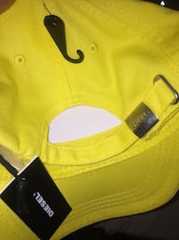 Women's Diesel hat yellow & blue Hyattsville, 20782