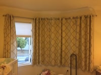Bay window curtain rod Mill Valley, 94941