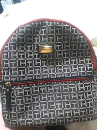 Tommy Hilfiger backpack and wallet