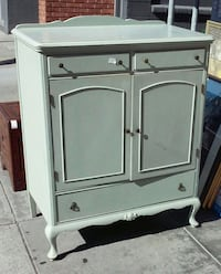 """#17360 Shabby Chic 41"""" Wide Chest of Drawers -  Oakland, 94610"""