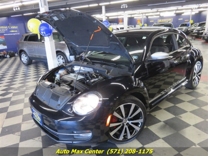 2012 Volkswagen Beetle Turbo 7