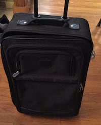 """Luggage bag with wheels and extending handle 14""""w x 22""""t x 6""""deep Wantagh, 11793"""