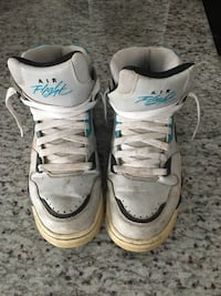 Nike Air Flight sneakers. Size 8.5. See pictures Edmonton, T6T 0P2