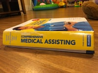 Medical assisting hardcover book  Gaithersburg, 20879