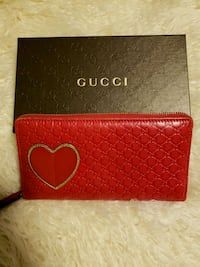 AUTHENTIC EMBOSSED GUCCI WALLET  Thornhill, L3T