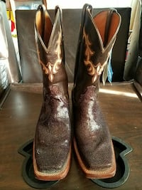 Lucchese Size 8D