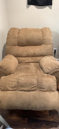 Very comfortable recliner. Need Gone ASAP