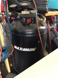 Matercraft maximum air compressor brand new used once