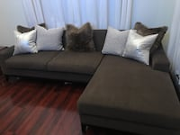 Sectional sofa - great condition