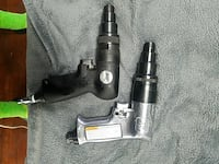 Ingersoll Rand and MP Air Drill
