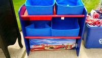Child car toy box New Jersey