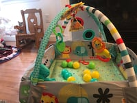 Baby Ball Pit and Play Mat 26 km