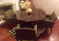 Must go ! Exclusive Bombay dining set  Markham, L6C