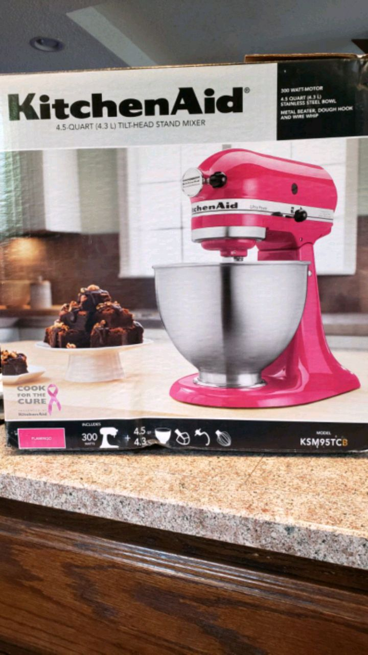 used and new stand mixer in dallas letgo rh us letgo com