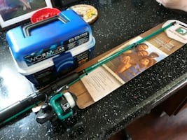 Brand New Great Quality Rod and Real plus Tackle B