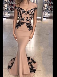 Mermaid style gowns ,scroll down to view more  Brampton, L6Z 0B4