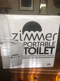 Portable Camping Toilet Grand Junction, 81503