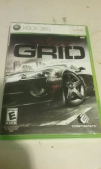 Mint Xbox 360 game GRID  New York, 10029