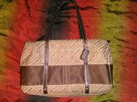 Coach purse (light brown) in great condition if in 3751 km