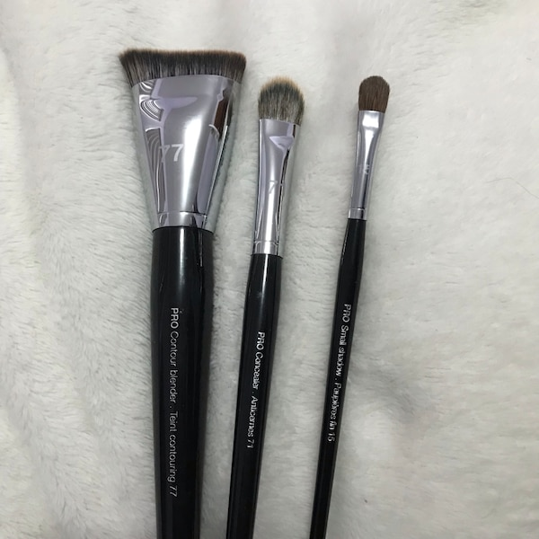e19793b0a41 Used Sephora PRO brushes (#15, #77, #71) for sale in Vaughan - letgo