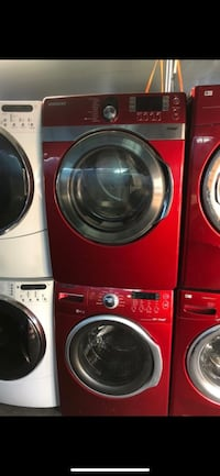 Samsung washer and gas dryer. Set Los Angeles, 91605