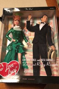 """I Love Lucy"" Barbie doll (""The Diet"") Reston, 20191"
