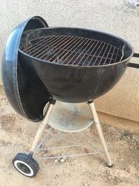 black and gray charcoal grill Murrieta, 92563