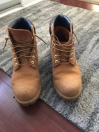 Timbaland boots size 10.5 Pickering, L1V 3G7