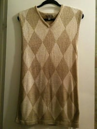 Men's sweater vest (Xs) Vaughan, L6A 3P3