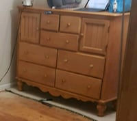large solid wood dresser Herndon, 20171