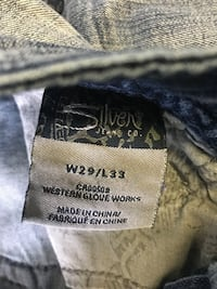 Silver jeans Springfield