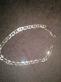 silver-colored chain bracelet Dallas, 97338