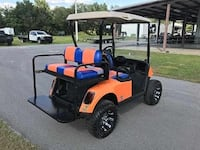 Fully serviced Electric golf Cart 2Q16 Ez Go CAPITOLHEIGHTS