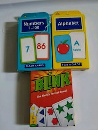 Flash Cards and Blink Card Game South Hadley, 01075