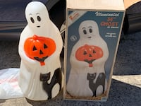 Vintage empire light up ghost blow mold 34 inches near mint in box Philadelphia, 19152